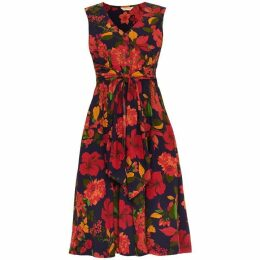 Phase Eight Cilla Floral Fit And Flare Dress