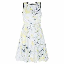 Coast Coco Print Cotton Dress