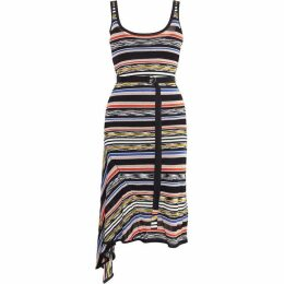 Karen Millen Striped Knit Dress