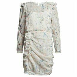 All Saints Flint Juni Printed Dress