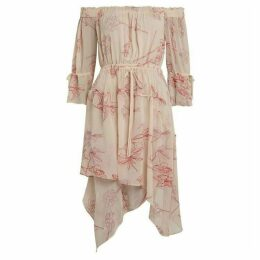 All Saints Rina Verity Dress