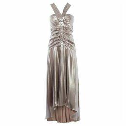 Karen Millen Pink Ruffled Dress