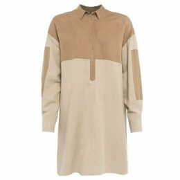 French Connection Caspia Linen Shirt Dress