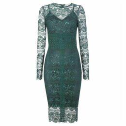 Body Frock Long sleeve midi dress
