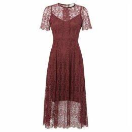 Body Frock Short sleeve maxi dress