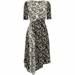 Phase Eight Akiko Mixed Print Dress