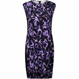 Betty Barclay Brush Print Dress