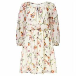 Adrianna Papell Bontia Oasis Floral Dress