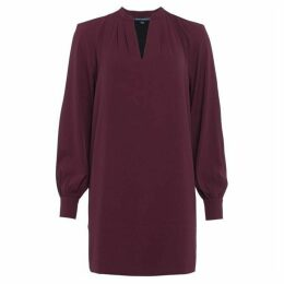 French Connection Mahi Crepe Solid Tunic Dress