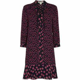 Whistles Isabella Print Shirt Dress