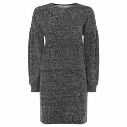 People Tree Annabel Fleece Tunic Dress
