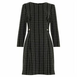 Phase Eight Callinda Check Dress
