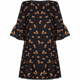 Yumi Curves Fox And Star Tunic Dress