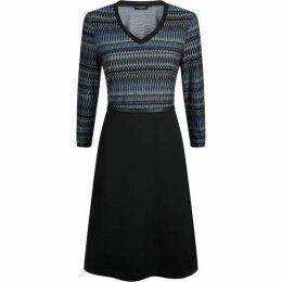 James Lakeland Mix Jacq Dress