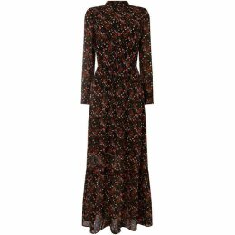Another Label Maley flower detail dress