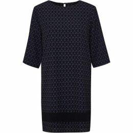 Carolina Cavour Maroccan Dream Print Dress