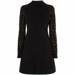 Karen Millen Embellished Knit Dress