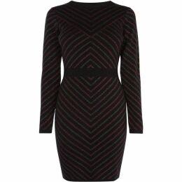 Karen Millen Glitter Bodycon Dress