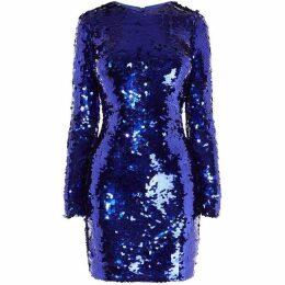Karen Millen Sequin Mini Dress