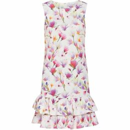 Gina Bacconi Cornelia Floral Dress