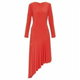 Gina Bacconi Kayra Asymmetric Dress
