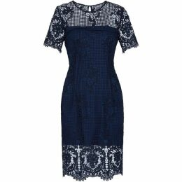 Gina Bacconi Luzetta Lace Dress
