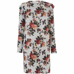 Oasis Autumn Garden Cosy Dress