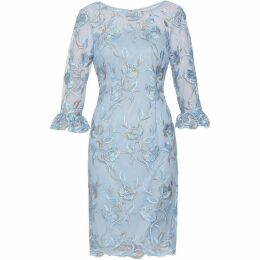 Gina Bacconi Denise Lace Dress