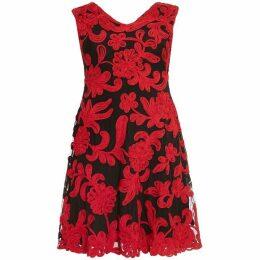 Studio 8 Ottoline Tapework Dress