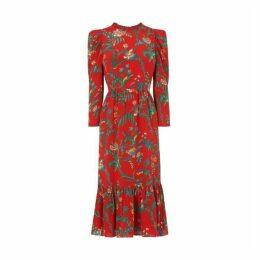 LK Bennett Alissa Floral Dress