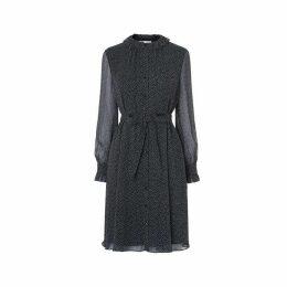 LK Bennett Eliza Long Sleeve Dress