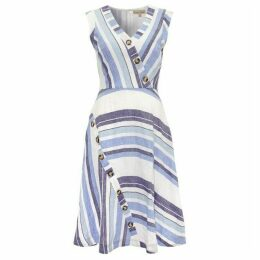 Phase Eight Carie Block Stripe Dress