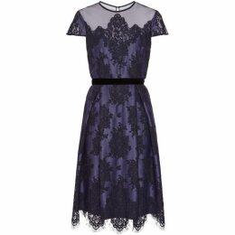 Gina Bacconi Wendi Lace Dress