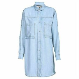 Diesel De Sup Denim Shirt Dress