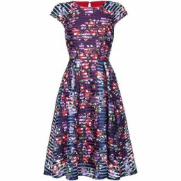 Yumi Spanish Floral Dress