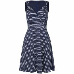 Yumi Spot Cotton Dress