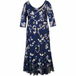 Chesca Cornelli Mesh Dress