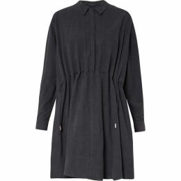 French Connection Smythson Baby Cord Shirt Dress