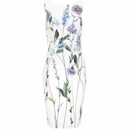 Phase Eight May Stem Flower Cotton Dress