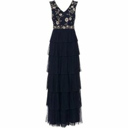 Phase Eight Cordelia Tiered Tulle Dress