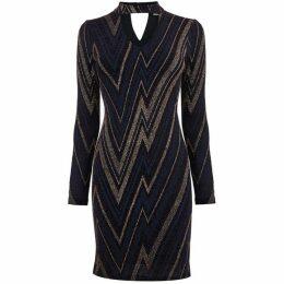 Oasis Large Zag Dress