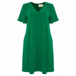 Phase Eight Rhonda Ruched Sleeve Dress