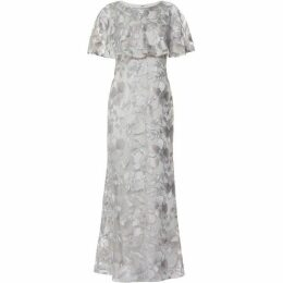Gina Bacconi Darby Embroidered Dress