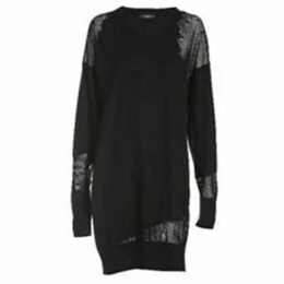 Diesel M Lily Long Sleeve Knitted Dress