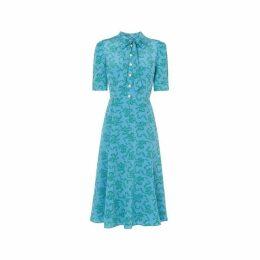 LK Bennett Montague Flippy Tea Dress