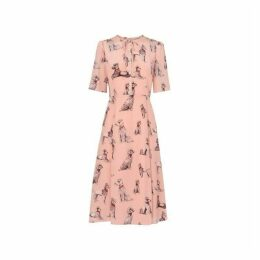 LK Bennett Crawford Silk Dress