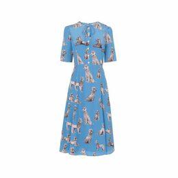 LK Bennett Crawford Silk Dress