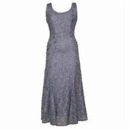 Chesca Cornelli Embroidered Lace Dress
