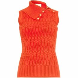 Damsel in a Dress Amelie Cable Knit Top