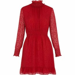 Whistles Ilona Dobby Dress